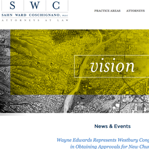 Law firm website design - Our clients